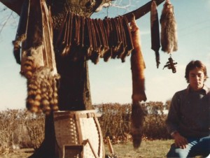 1979, Iowa about trapping